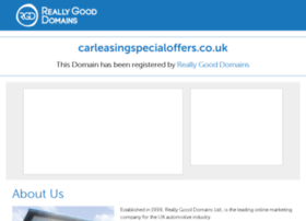 carleasingspecialoffers.co.uk