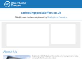 carleasingspecialoffers.co.uk