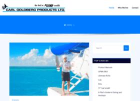 carlgoldbergproducts.com