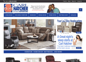 Carlhatcherfurniture.com