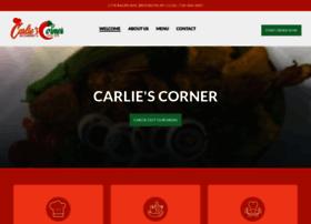 carliescorner.com
