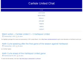 carlislechat.co.uk
