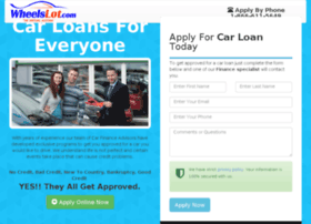 carloans.wheelslot.com