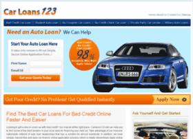 carloans123.net