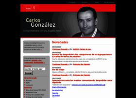 carlosgonzalez.es