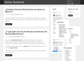 carlosgutierrez.mx