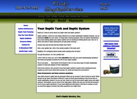 carls-septic-tank-systems.com