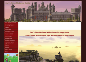 carls-sims-medieval-guide.com