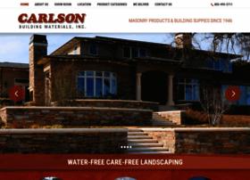 carlsonbuildingmaterials.com