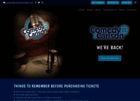 carlsoncomedy.com