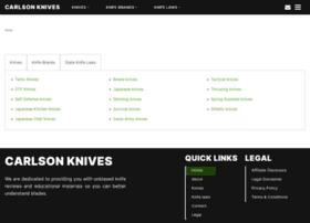 carlsonknives.com