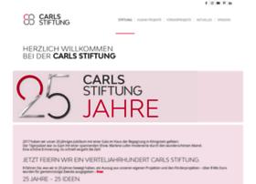 carlsstiftung.de