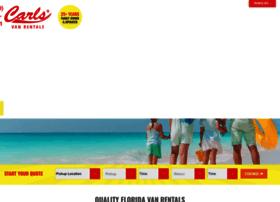 carlsvanrentals.com