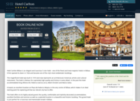 carlton-bilbao.hotel-rez.com