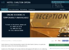 carlton-opera-vienna.hotel-rez.com