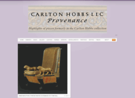 carltonhobbsprovenance.com