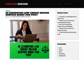 carltonjordan.com