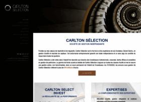 carltonselection.fr
