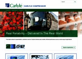carlylecompressor.com