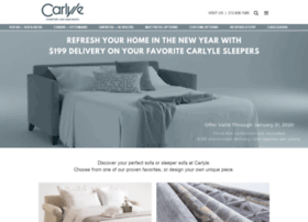 carlylesofa.com