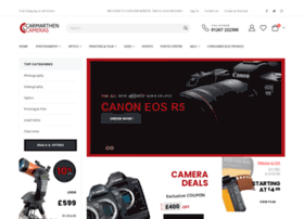 carmarthencameras.co.uk