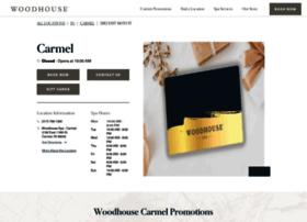 carmel.woodhousespas.com