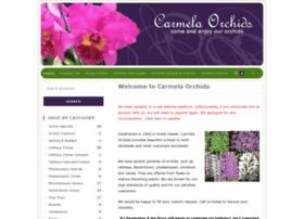 carmelaorchids.net