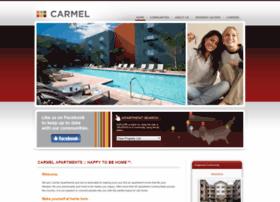 carmelapartments.com