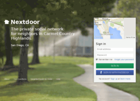 carmelcountryhighlands.nextdoor.com