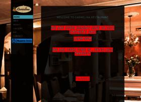 carmelinarestaurant.com