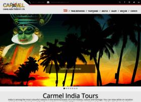 carmelindiatours.com