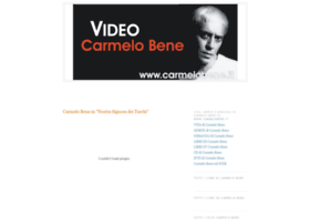 carmelobene.blogspot.com