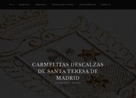 carmelosantateresa.com