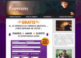 carmen-vidente.com