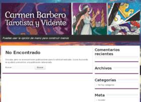 carmenbarbero.com