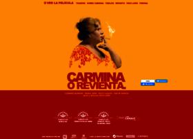 carminaorevienta.com