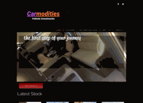 carmodities.co.uk