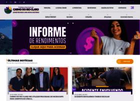 carmodorioclaro.mg.gov.br