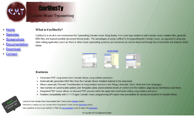 carmusty.sourceforge.net