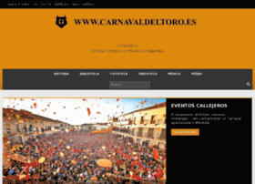 carnavaldeltoro.es