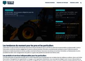 carnetdetendances.com