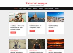 carnets-et-voyages.net