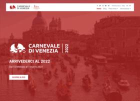 carnevale.venezia.it