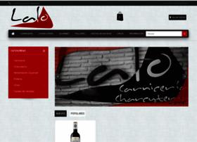 carnicerialalo.com