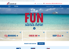 carnivalcruise.co.uk
