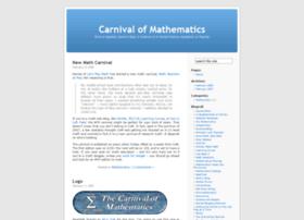 carnivalofmathematics.wordpress.com