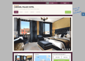 carnivalpalace.hotelinvenice.com