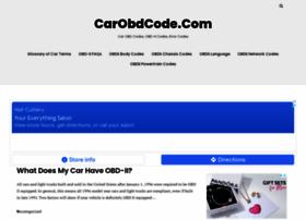 carobdcode.com