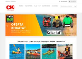 carockayaks.com