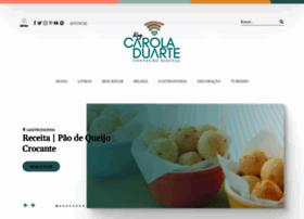 caroladuarte.com